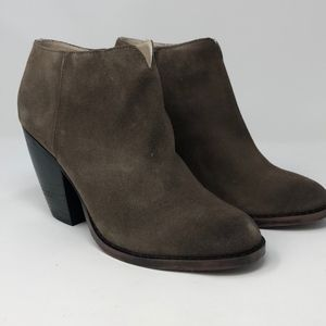 Women's Boots - brown size 10
